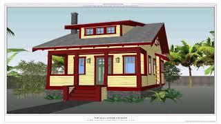 Tiny House Plans Dormers
