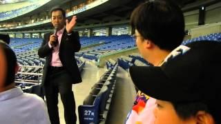 西崎幸広氏への質問コーナー!