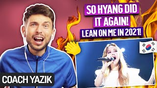 Download YAZIK reacts to LEAN ON ME - So Hyang