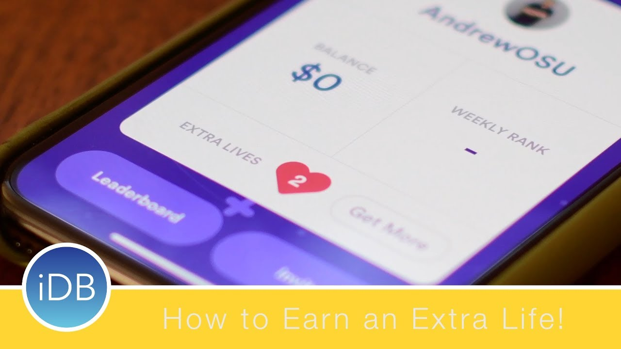 How to get Extra Lives on HQ