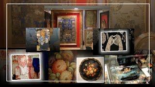 Зимняя сказка.... шедевры народного творчества на выставке