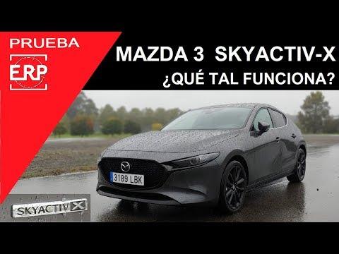 Nuevo MAZDA 3 SKYACTIV-X. ¿Es lo que prometen? Prueba / Test / Review en profundidad.
