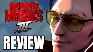 No More Heroes 3 Review - The Final Verdict (Video Game Video Review)