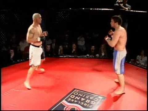 MMA Ryan McClain vs Troy Allison