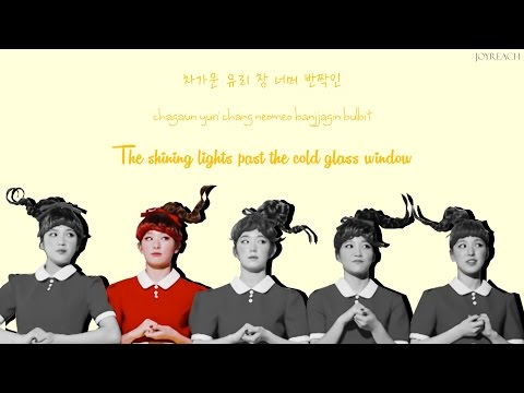 Red Velvet - Wish Tree (세가지 소원) [Color Coded HAN|ROM|ENG Lyrics]
