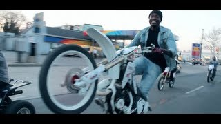MEEK MILL - BIKE LIFE (PHILADELPHIA)(Listen to Meek Mill's first single