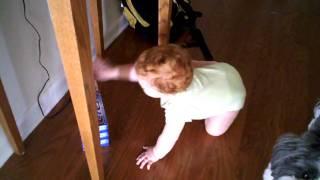 Ben Crawling