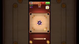 Won this game online Carrom board game online play