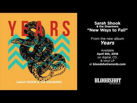 "Sarah Shook & the Disarmers ""New Ways to Fail"" (Audio)"