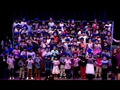 Scott Elementary Kindergarten Celebration 2018-2019