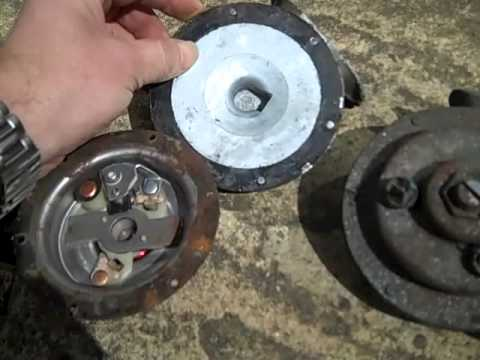 How to repair your MGB horn