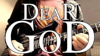 A7XNewsTV - Dear God Cover