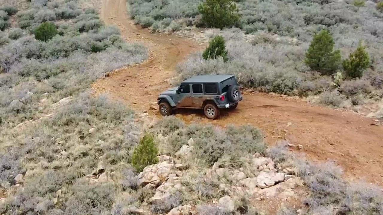 Mingus Mountain: Cottonwood Arizona - YouTube