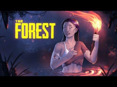 THE FOREST & SPONGEBOB HORROR!