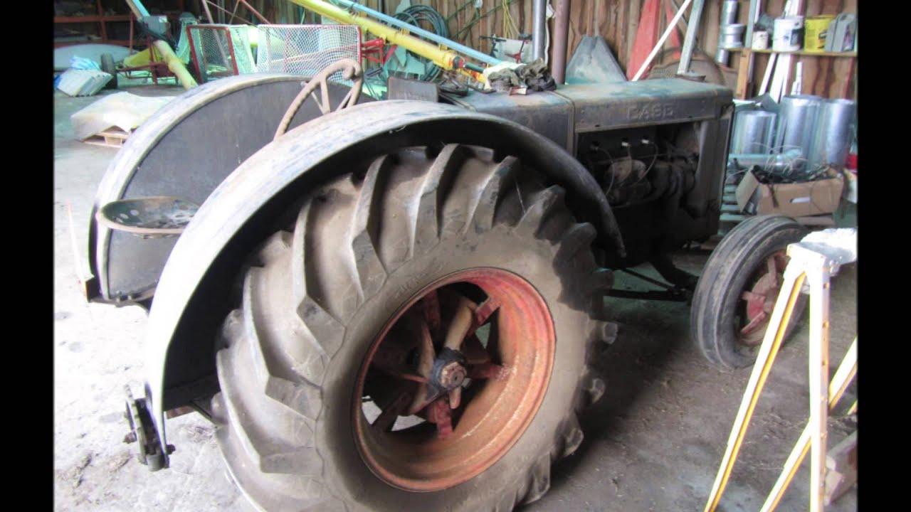 Case Model C : Case model quot c tractor barn find youtube