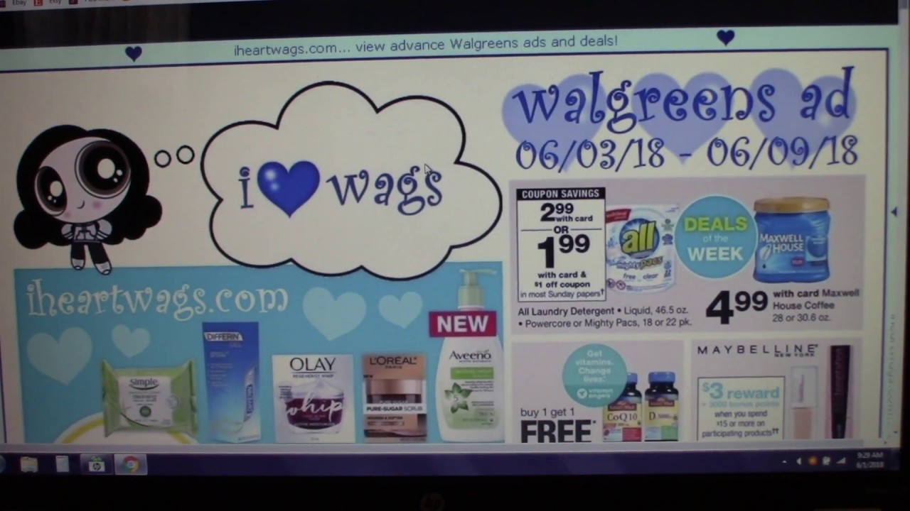 4580d487aa3d Sneak Peek~Ad Preview~6 3-6 9~Walgreens~Coffee Talk Time - YouTube
