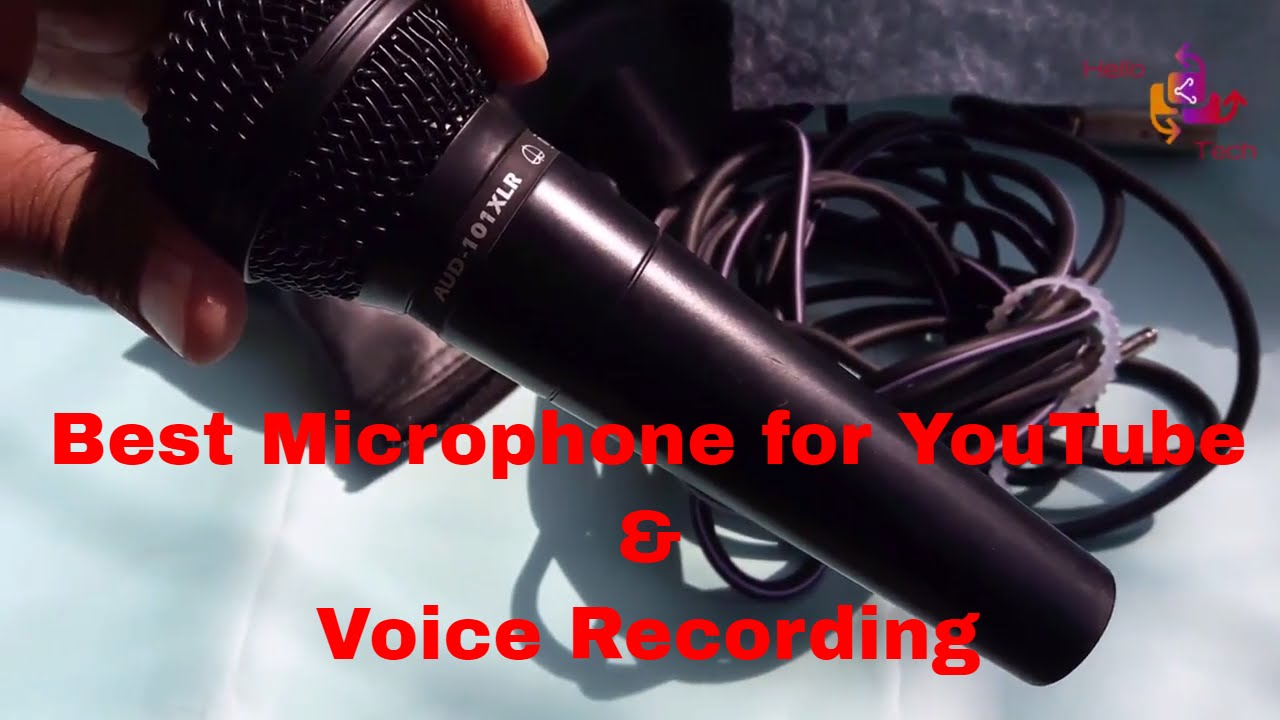 best microphone for youtube and voice recording ahuja mic youtube. Black Bedroom Furniture Sets. Home Design Ideas