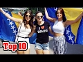 Top 10 AMAZING BOSNIA and HERZEGOVINA Facts