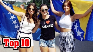 Top 10 AMAZING BOSNIA and HERZEGOVINA Facts