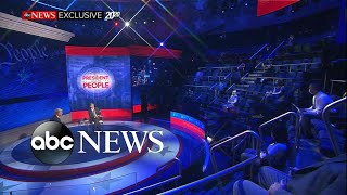 President Trump to take questions from uncommitted voters at ABC News town hall | WNT