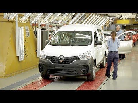 Nuevo Renault Kangoo, comenzó la producción y preventa