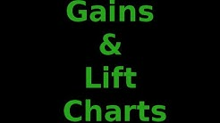 Evaluating Classifiers: Gains and Lift Charts