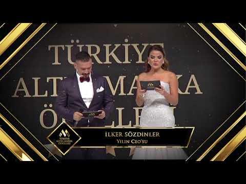 Yılın Ceo'su - İlker Sözdinler (Birleşik Ödeme A.Ş) - 1.Türkiye Altın Marka Ödülleri