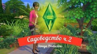Sims 4 Садоводство ч. 1 Simsyapedia #8