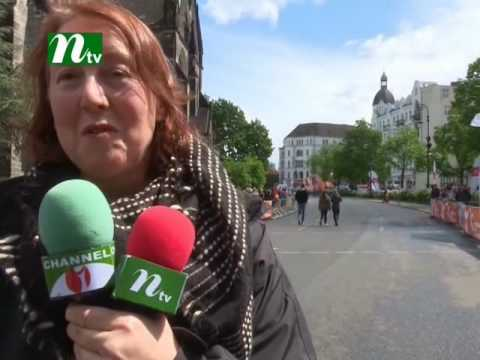 Karneval der Kultur Berlin, Germany 2016, ntv news by Journalist Bitu Barua