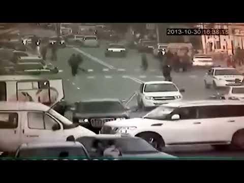 Взрыв на Ул.Дахадаева г.Махачкала