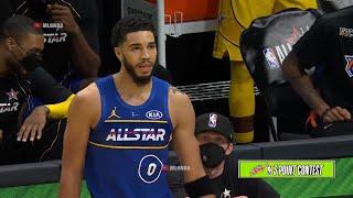 <b>Jayson Tatum</b> 1st round | 2021 NBA 3-Point Contest