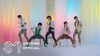 SHINee_Love like Oxygen_MUSIC VIDEO(Only Dance Ver.)