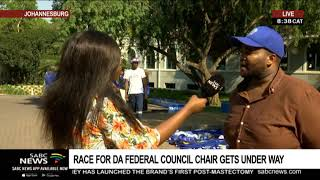 Race for DA Federal Council Chairpersonship | Natasha Phiri reports