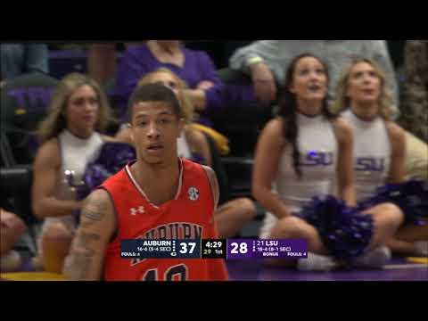 Auburn University Sports - Auburn Men's Basketball vs. LSU