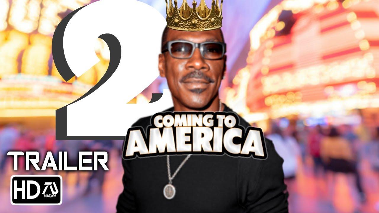 Coming 2 America 2020 Hd Trailer Eddie Murphy Fan Made Youtube