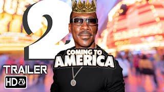Coming 2 America (2020) [HD] Trailer - Eddie Murphy (Fan Made)