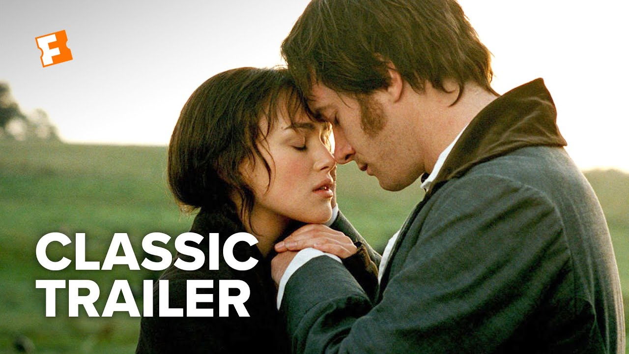 Pride Prejudice Official Trailer 1 Keira Knightley Movie 2005