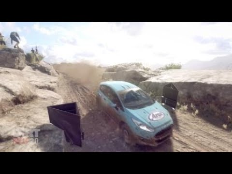 DiRT Rally 2.0 Ford Fiesta R2 at Argentina