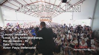 ICM - Anfiteatro Bangu - Clipe Jerusalém