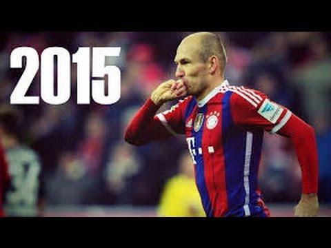 Arjen Robben Dribbling Skills Goals 2015 2016 Youtube