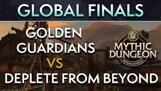 Lower Finals | Golden Guardians vs Deplete from Beyond | MDI Global Finals