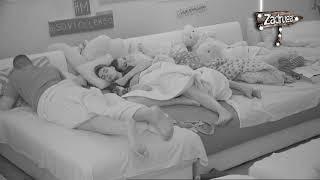 Zadruga 2 - Mina i Eleonora spavaju zajedno - 22.05.2019.