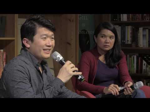 AAWWTV: Singapore, Myth, Memory with Jeremy Tiang and Yu-Mei Balasingamchow