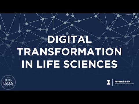 Big Data Summit 2020   DIGITAL TRANSFORMATION IN LIFE SCIENCES