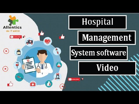 Hospital/Healthcare Management System Software at AITS Pune, India