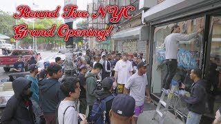 New York Grand Opening! Season 4 Premiere of The Show! by Round Two S04 Ep01