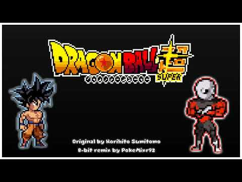 Dragon ball Super - Clash of Gods (8-bit recreation)