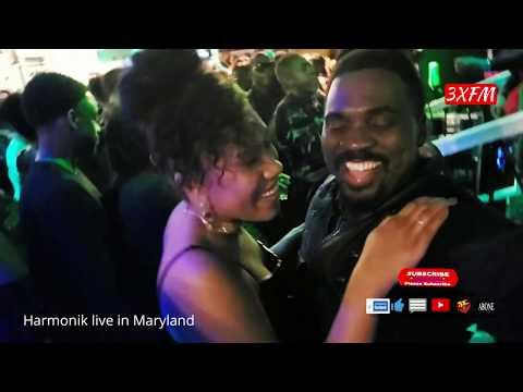 Harmonik  INCROYABLE LIVE  in Maryland 11/23/2018 (Radio 3xfm)