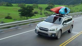 homepage tile video photo for The 2019 Subaru Outback