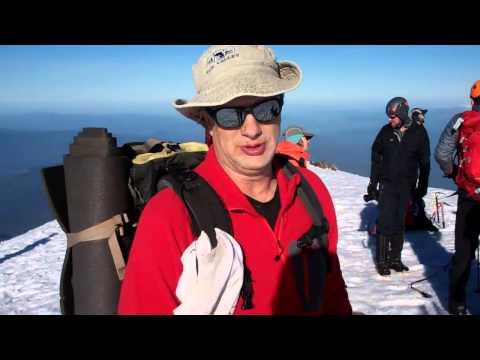 2015 Mount Adams Climb IV
